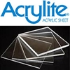 ACRYLITE ® PLEXIGLASS - Clear Acrylic Sheets { MUSEUM-GRADE } - PS3-098
