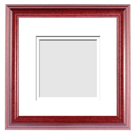 CLASSICS COLLECTION : ( Double Matted Frame )  Image-Sizes 3x3 up