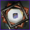 "PICTURE FRAME SIZES ~ 7x7 thru 7.75 x 13 <br><br> Custom Made in Frame Sizes - 7"" - 7.25"" - 7.5"" - 7.75"" - PF-E"